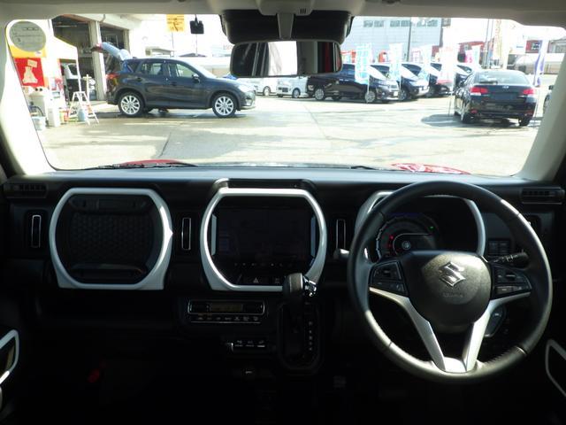 ハイブリッドXターボ 4WD 純正OPメモリーナビ フルセグ Bluetooth アラウンドビューモニター レーンアシスト コーナーアシスト レーダークルーズコントロール アイドリングストップ ETC シートヒーター(10枚目)