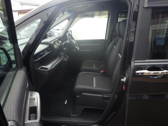 スパーダ・クールスピリット 4WD ホンダセンシング メモリーナビ アラウンドビューモニター フリップダウン CD/DVD/BLUETOOTH 地デジ 両側自動ドア ETC LEDライト シートヒーター ハーフレザー(18枚目)