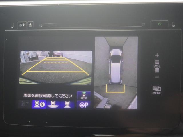 スパーダ・クールスピリット 4WD ホンダセンシング メモリーナビ アラウンドビューモニター フリップダウン CD/DVD/BLUETOOTH 地デジ 両側自動ドア ETC LEDライト シートヒーター ハーフレザー(26枚目)