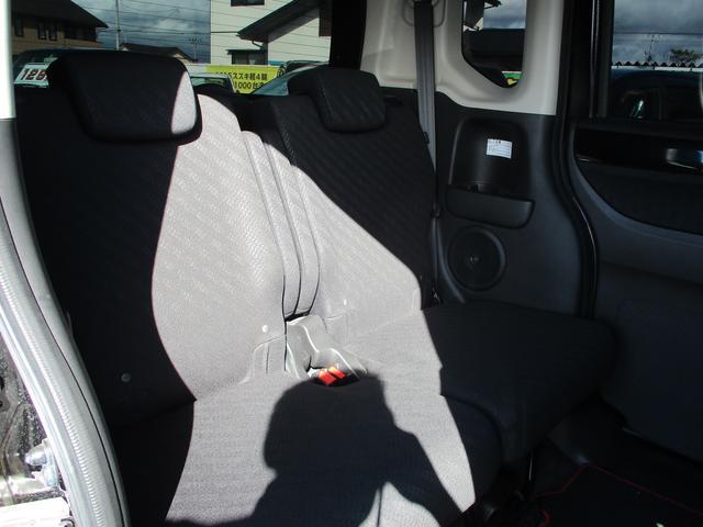 ホンダ N BOXカスタム ターボSSパッケージ 4WD ワンオーナー メモリーナビ