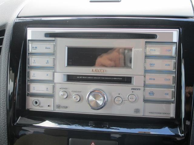 スズキ パレット X 純正オーディオ 片側電動スライドドア セキュリティ