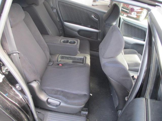 ホンダ ストリーム RSZ Sパッケージ後期型 ローダウン HID フルエアロ