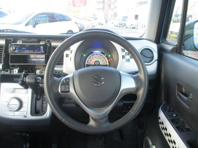スズキ ハスラー Xターボ レーダーブレーキ スマートキー シートヒーター
