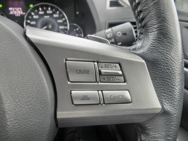 2.5GTアイサイトSパッケージ 4WD Stiフロントリップスポイラー 社外二本出しマフラー HDDナビ&フルセグTV&音楽録音&CD&DVD再生&ブルートゥース HID&フォグ 追従クルコン&レーンアシスト 電動ハーフレザーシート(8枚目)