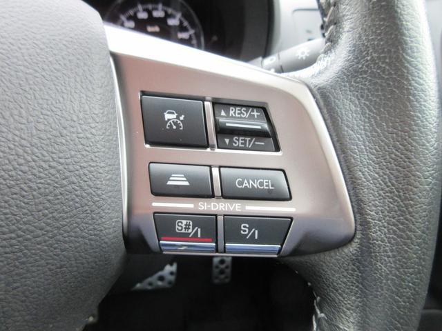 2.0XT アイサイト 4WD 禁煙車 衝突軽減サポート レーンアシスト レーダークルーズ ドライブレコーダー コーナーセンサー シートヒーター SDナビ&CD&DVD&ブルートゥース&フルセグTV&バックカメラ ETC(11枚目)