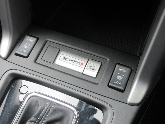 2.0XT アイサイト 4WD 禁煙車 衝突軽減サポート レーンアシスト レーダークルーズ ドライブレコーダー コーナーセンサー シートヒーター SDナビ&CD&DVD&ブルートゥース&フルセグTV&バックカメラ ETC(18枚目)