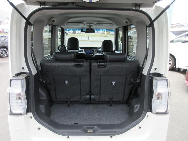 カスタムX SAIII 4WD 禁煙車 衝突軽減サポート レーンアシスト ドライブレコーダー エンジンスターター メモリーナビ&CD&DVD&フルセグTV&ブルートゥース&バックカメラ シートヒーター 左側電動スライドドア(42枚目)