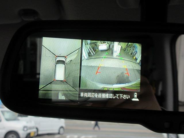 X Vセレクション 4WD 衝突軽減サポート 両側電動スライドドア 純正SDナビ&全方位カメラ&DVD再生&フルセグTV&ブルーレイ再生&音楽録音機能&AUX接続 ETC スマートキー&プッシュスタート シートヒーター(7枚目)