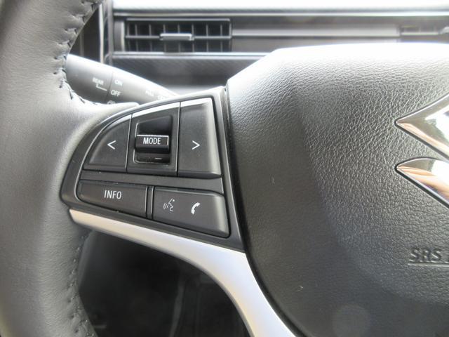 ハイブリッドFZ 4WD 禁煙 寒冷地仕様 衝突軽減サポート&レーンアシスト 全方位カメラ&バックカメラ シートヒーター メモリーナビ&フルセグTV&ブルートゥース&DVD再生 ヘッドアップディスプレイ スマートキー(11枚目)