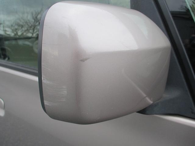 経済的にも充分ですよね。運転席側のミラーはスリ傷がございます。