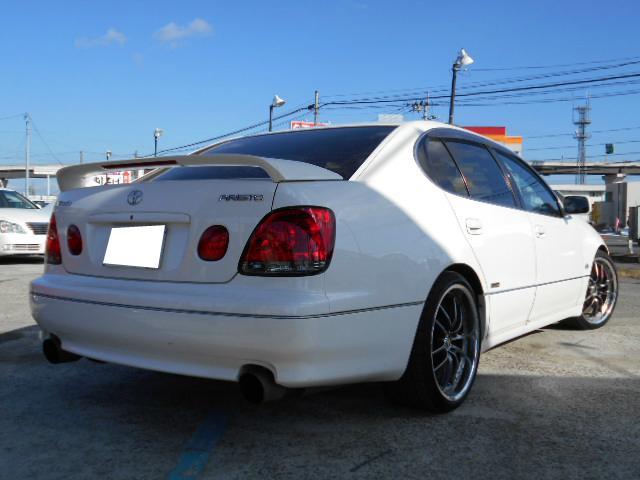トヨタ アリスト V300ベルテックスエディション サンルーフ