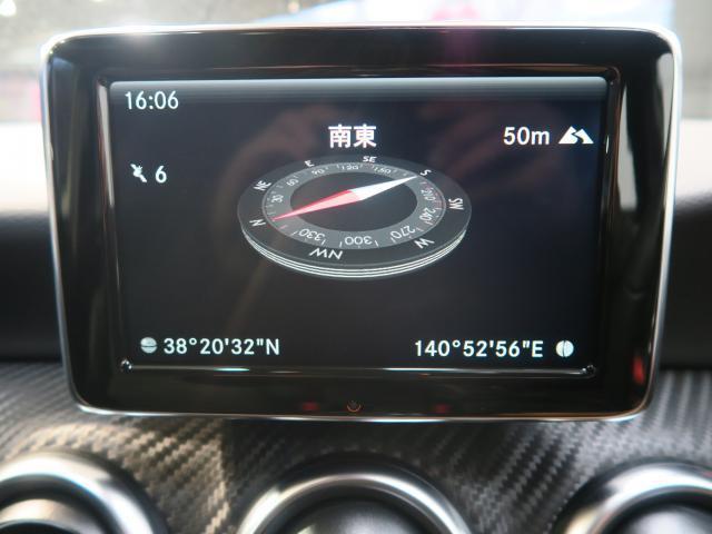 メルセデス・ベンツ M・ベンツ A180 スポーツレーダーセーフティPKG 純正HDDナビ