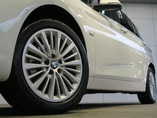 BMW BMW 218dグランツアラー ラグジュアリー 茶革 ナビ Bカメラ