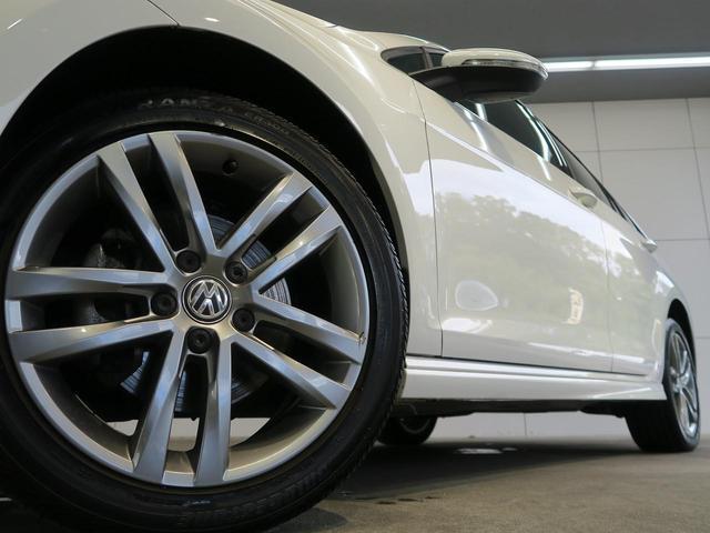 フォルクスワーゲン VW ゴルフヴァリアント Rラインブルーモーションテクノロジー ACC 純ナビ 地デジ