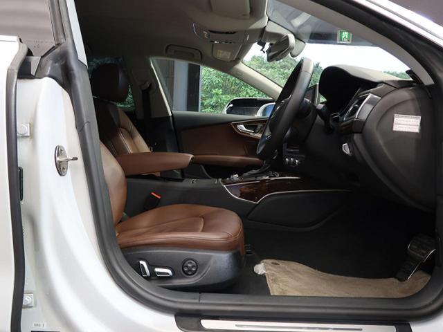 2.0TFSIクワトロ アシスタンスPKG ACC サイドアシスト マトリクスLED 20インチAW プライバシーガラス ブラウンレザーシート パワーシート シートヒーター 4WD BOSEスピーカー 電動リヤゲート ETC(8枚目)