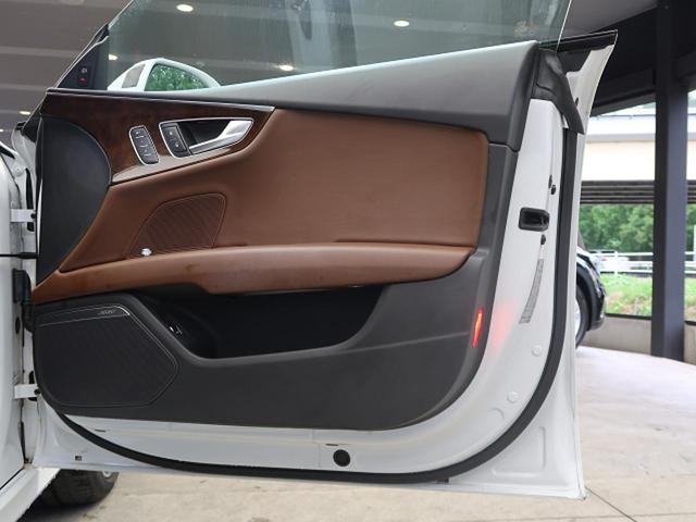 2.0TFSIクワトロ アシスタンスPKG ACC サイドアシスト マトリクスLED 20インチAW プライバシーガラス ブラウンレザーシート パワーシート シートヒーター 4WD BOSEスピーカー 電動リヤゲート ETC(27枚目)