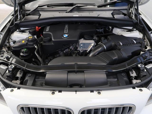 xDrive 20i Mスポーツパッケージ Mスポーツ専用アルカンターラシート 社外HDDナビ 純正18インチアルミホイール フルセグ 禁煙車 ルームミラー内蔵ETC HIDヘッド デュアルオートエアコン バックカメラ 4WD(11枚目)
