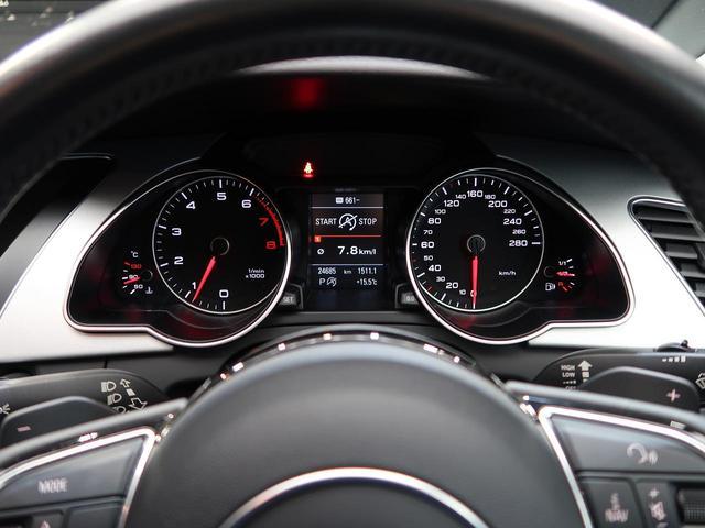 2.0TFSIクワトロ プライバシーガラス パーキングシステム 純正HDDナビ フルセグ アイドリングストップ 横滑り防止装置 禁煙車 スマートキー ダブルエアコン 4WD 盗難防止システム(13枚目)