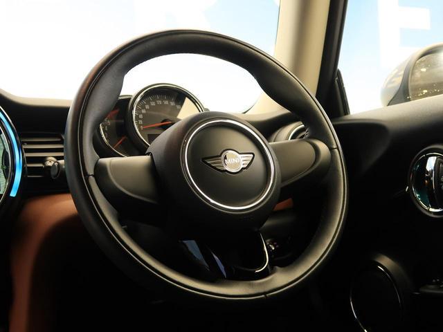 クーパーSD セブン 特別仕様車 チェック柄入りハーフレザーシート 純正17インチAW 純正HDDナビ レインセンサー オートライト LEDヘッドライト コンフォートアクセス エキサイトメントPKG ライトPKG 禁煙車(12枚目)