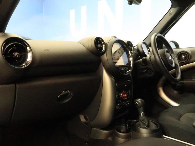 クーパー クロスオーバー 禁煙車 HIDヘッドランプ 純正AV CD再生 スマートキー 電動格納ミラー オートライト 純正16インチAW フロントリアフォグランプ オートエアコン(7枚目)