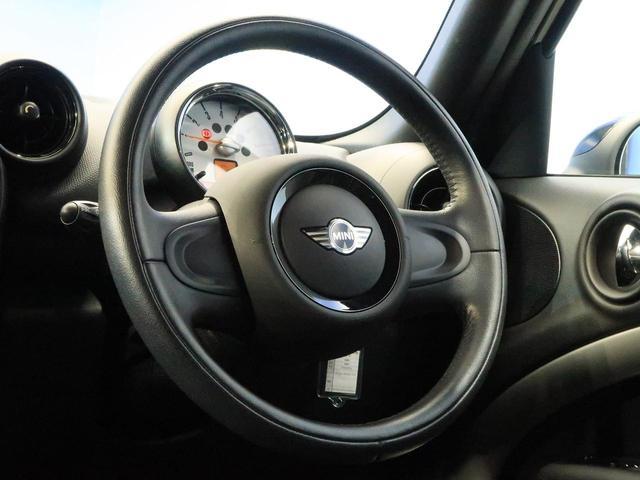 クーパー クロスオーバー 禁煙車 HIDヘッドランプ 純正AV CD再生 スマートキー 電動格納ミラー オートライト 純正16インチAW フロントリアフォグランプ オートエアコン(11枚目)