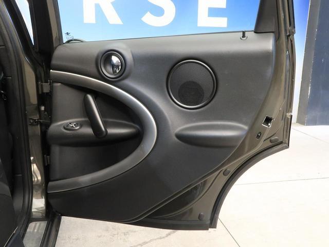 クーパー クロスオーバー 禁煙車 HIDヘッドランプ 純正AV CD再生 スマートキー 電動格納ミラー オートライト 純正16インチAW フロントリアフォグランプ オートエアコン(31枚目)