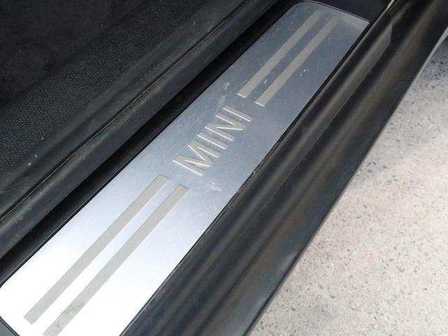 クーパー クロスオーバー 禁煙車 HIDヘッドランプ 純正AV CD再生 スマートキー 電動格納ミラー オートライト 純正16インチAW フロントリアフォグランプ オートエアコン(42枚目)