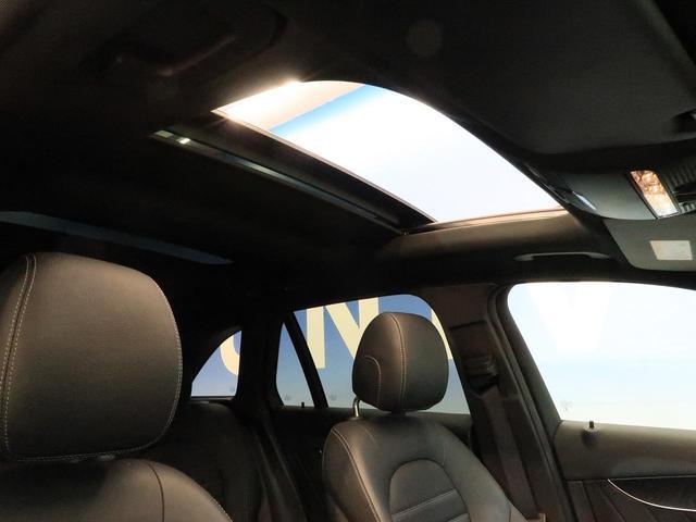 GLC250 4マチックスポーツ(本革仕様) パノラミックスライディングルーフ 全席シートヒーター 純正HDDナビ 360度カメラシステム ブルメスターサウンド 電動リアゲート(6枚目)