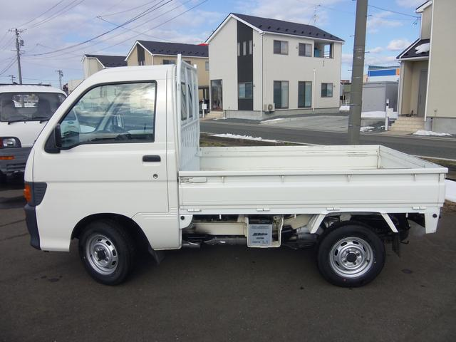 ダイハツ ハイゼットトラック 4WD 新品夏タイヤ