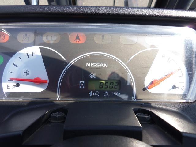 日産 日産 日産フォークリフト 2t 851h ガソリン