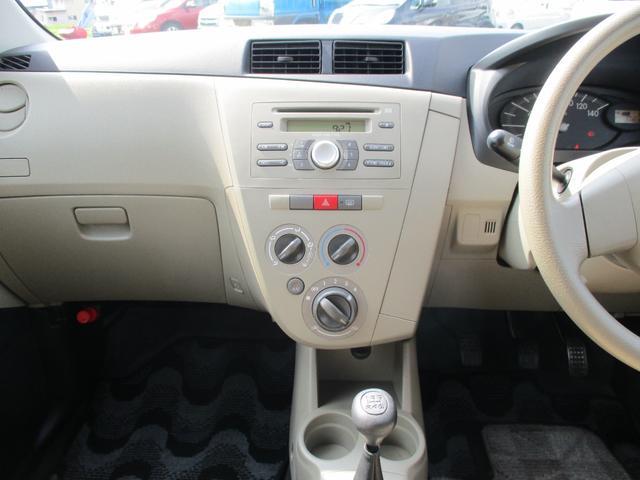 F 4WD/5速マニュアル/ABS/エアバック/保証付き販売車両/内外装クリーニング済み/MT(9枚目)