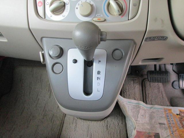 L CVT 4WD キーレスエントリー CD Wエアバック(10枚目)