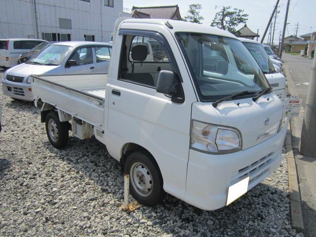 エアコン・パワステ スペシャル 5速マニュアル車 4WD(3枚目)