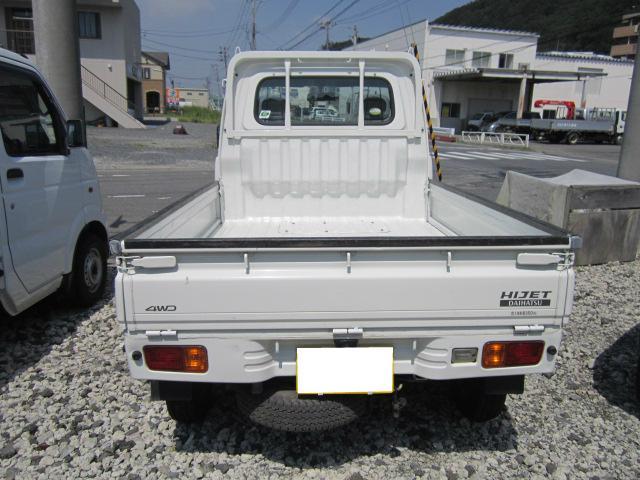 エアコン・パワステ スペシャル 5速マニュアル車 4WD(5枚目)