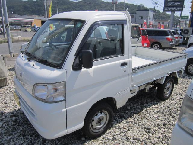 エアコン・パワステ スペシャル 5速マニュアル車 4WD(7枚目)