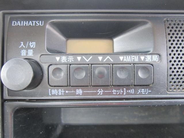 エアコン・パワステ スペシャル 5速マニュアル車 4WD(14枚目)