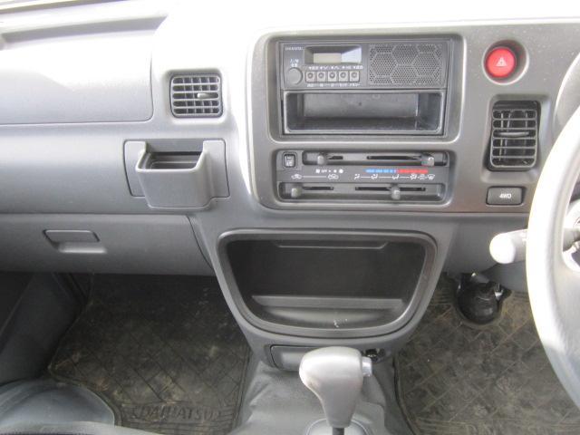 ジャンボ 4WD オートマ エアコン パワステ 保証付(13枚目)