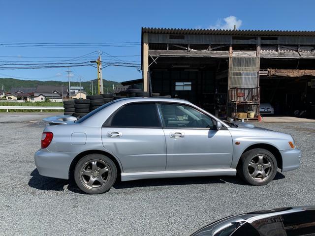 NB 4WD ターボ 4AT 純正アルミ付(8枚目)