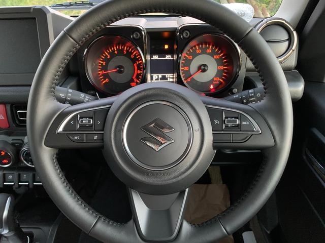 XC パートタイム4WD ターボ ステアリングスイッチ 届出済未使用車(12枚目)