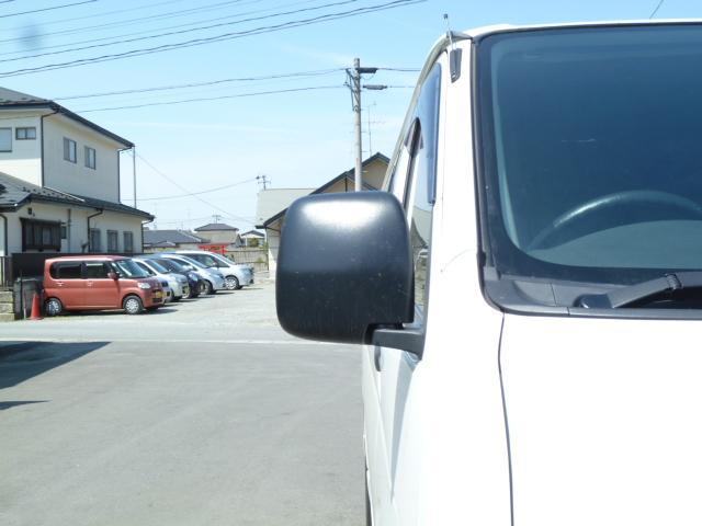ロングDX 4WD 4ドア ディーゼル スライドドア(9枚目)