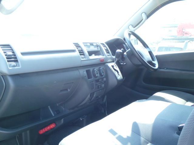 ロングDX 4WD 4ドア ディーゼル スライドドア(12枚目)