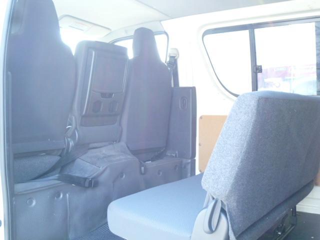 ロングDX 4WD 4ドア ディーゼル スライドドア(15枚目)