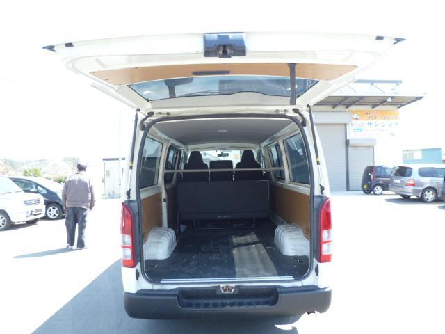 ロングDX 4WD 4ドア ディーゼル スライドドア(18枚目)