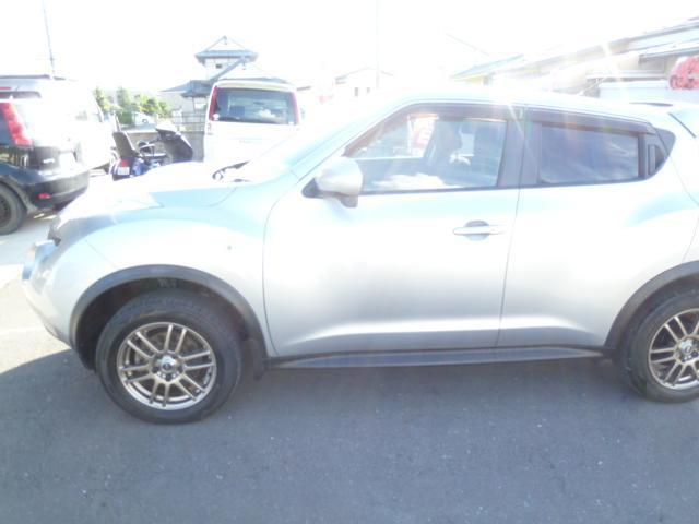 「日産」「ジューク」「SUV・クロカン」「宮城県」の中古車5