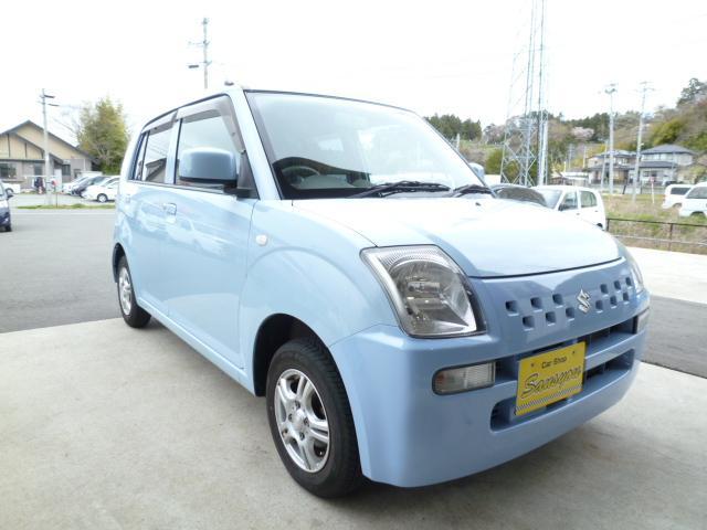 「スズキ」「アルト」「軽自動車」「宮城県」の中古車4