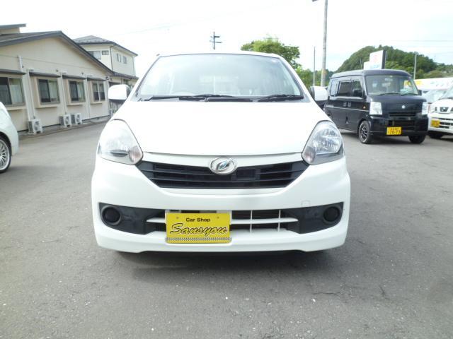 L SA 純正オーディオ CVT 5ドア アイドリングストップ 衝突安全ボディ(2枚目)