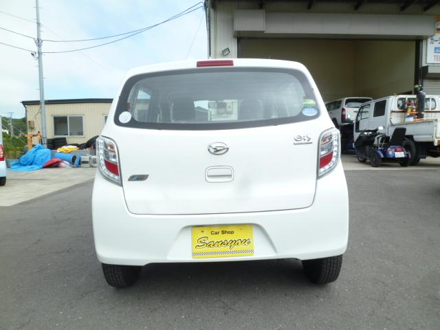 L SA 純正オーディオ CVT 5ドア アイドリングストップ 衝突安全ボディ(6枚目)