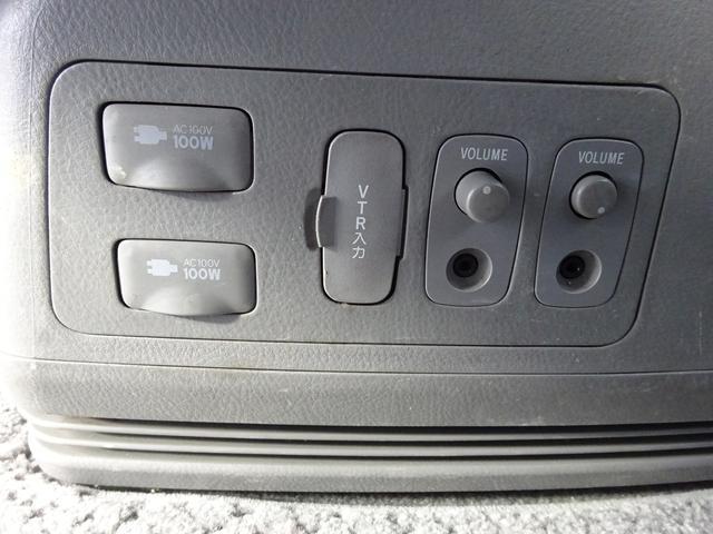 トヨタ アルファードG MS 4WD 両側パワースライド フリップダウンモニター