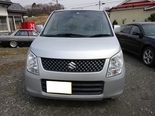 「スズキ」「ワゴンR」「コンパクトカー」「宮城県」の中古車2