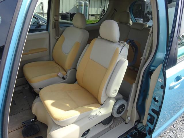 150r 福祉車両 サイドアクセス車 電動式脱着シート(9枚目)